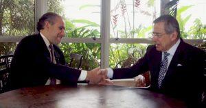 Walfrido Warde entrevista PHA para a IREETV