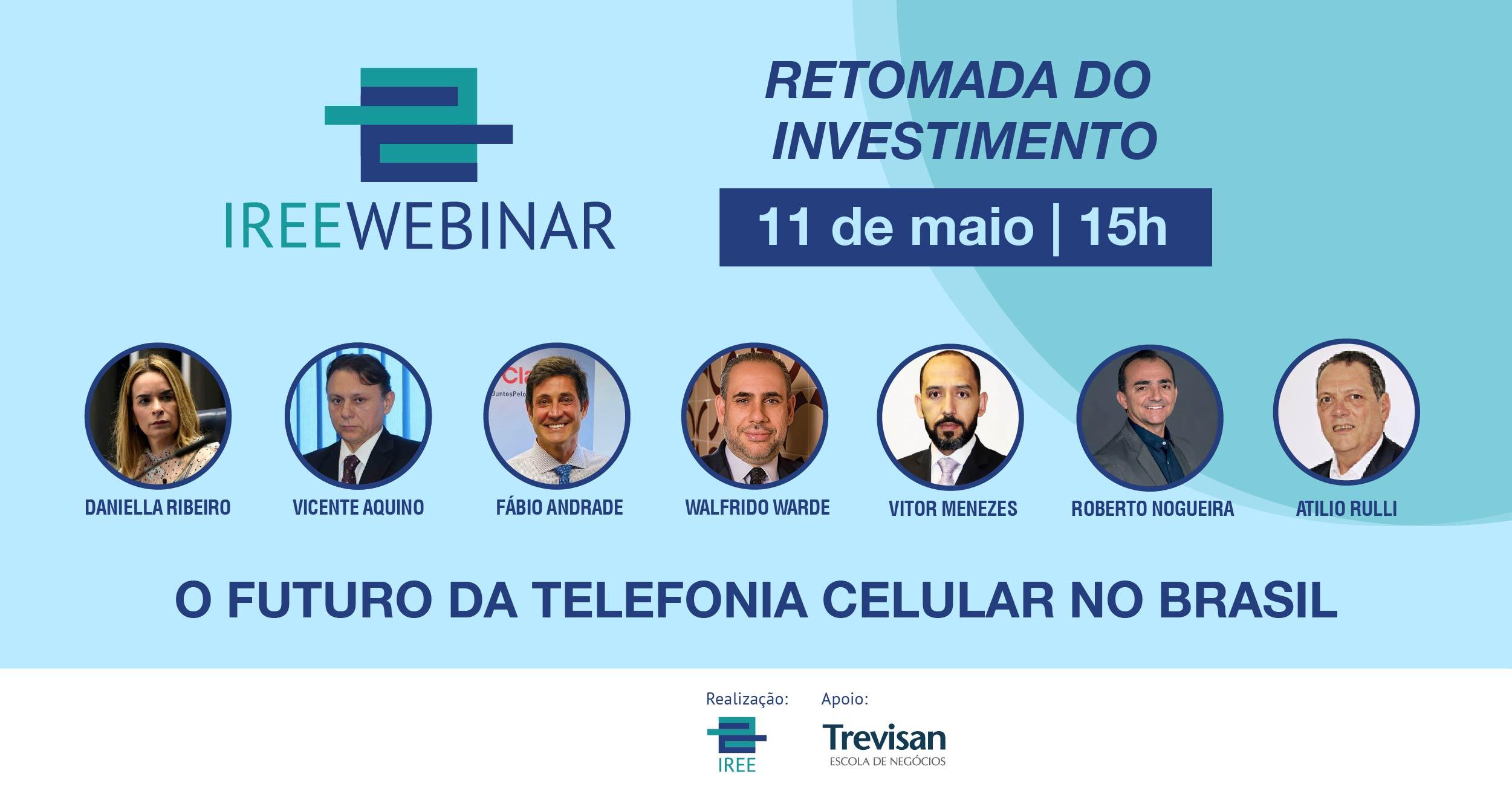 O futuro da telefonia celular no Brasil
