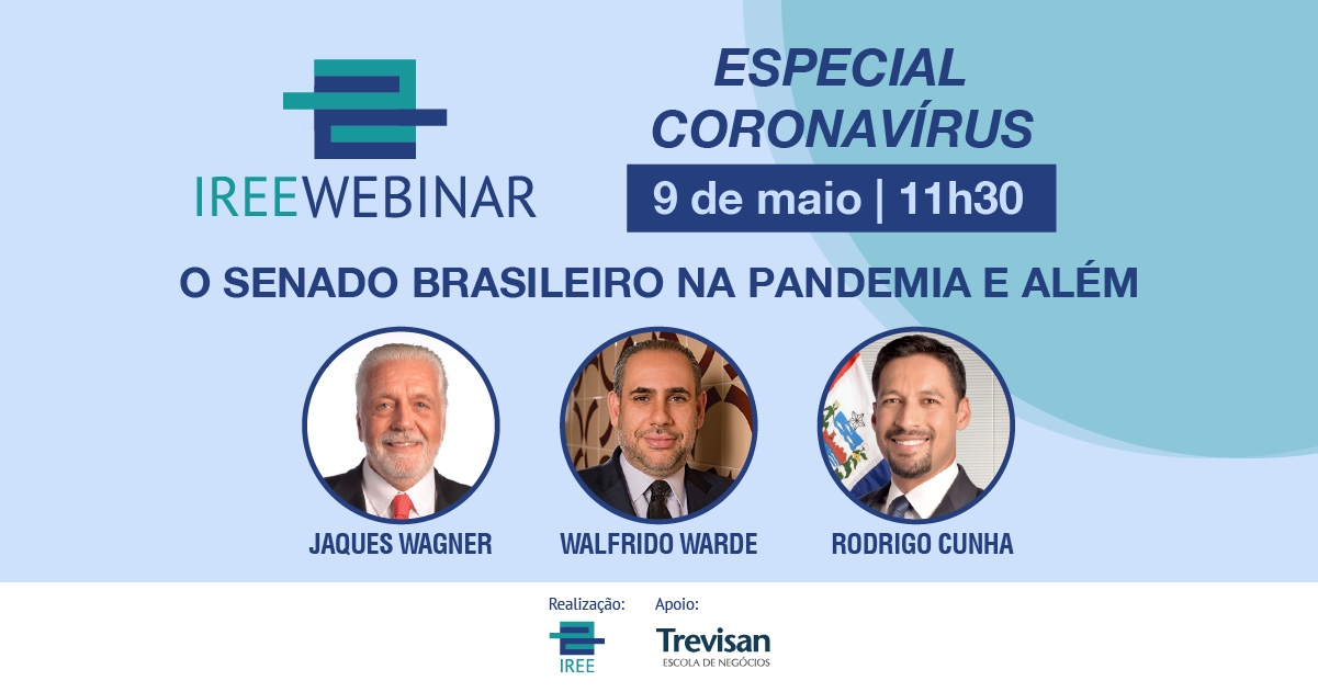 O Senado brasileiro na pandemia e além