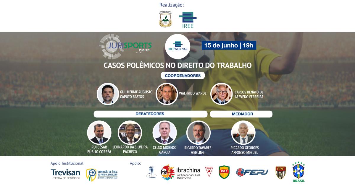 Especial Direito Desportivo  Casos Polêmicos no Direito do Trabalho