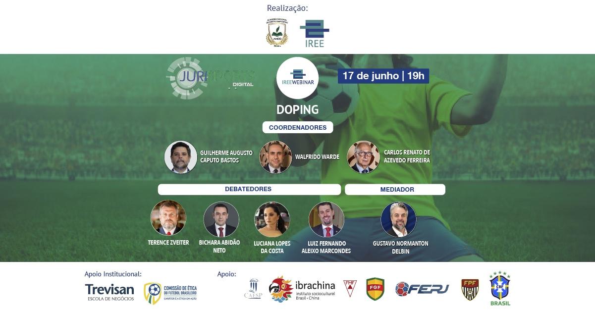 Especial Direito Desportivo – Doping