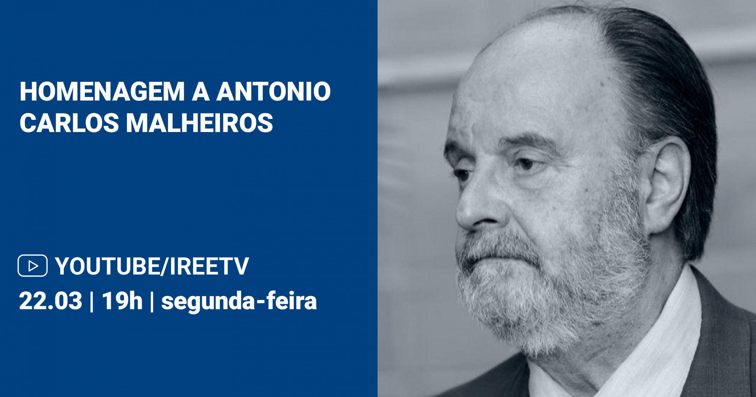 Homenagem a Antonio Carlos Malheiros