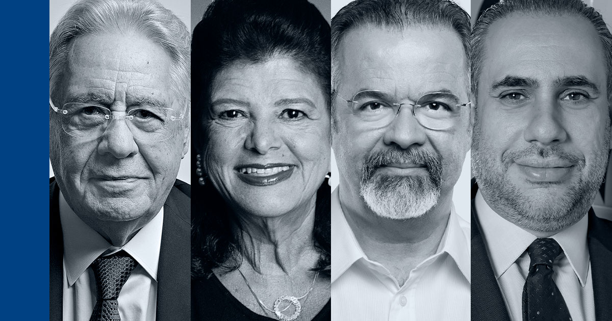 Diálogos pelo Brasil, com Fernando Henrique Cardoso e Luiza Helena Trajano